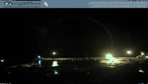 Aktuelles Live Webcam Bild von GiglioNews