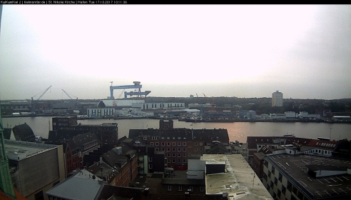 Aktuelles Live Webcam Bild von kielmonitor.de