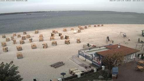 Aktuelles Live Webcam Bild von Ostsee-Ferienhausvermietung Birgit Gosch