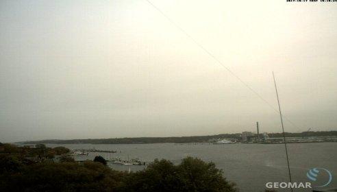 Aktuelles Live Webcam Bild von GEOMAR | Helmholtz-Zentrum für Ozeanforschung Kiel