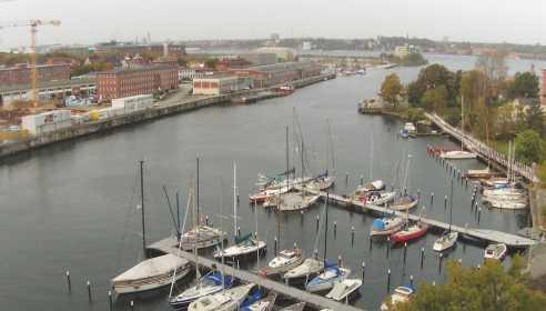 Aktuelles Live Webcam Bild von Schmerzklinik Kiel