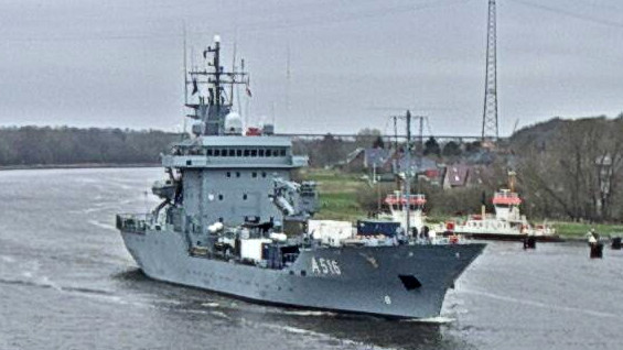 NATOWARSHIP A 516