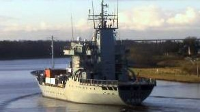 NATO WARSHIP A516