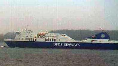 REGINA SEAWAYS