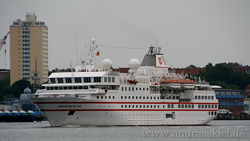 MV HANSEATIC