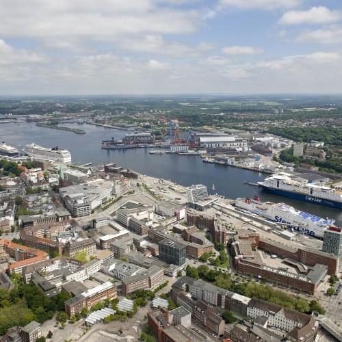 Seehafen Kiel Foto Peter Luehr