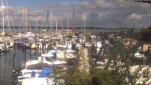 Yachthafen Laboe